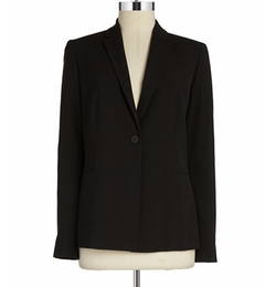 One-Button Jacket by T Tahari in Fuller House