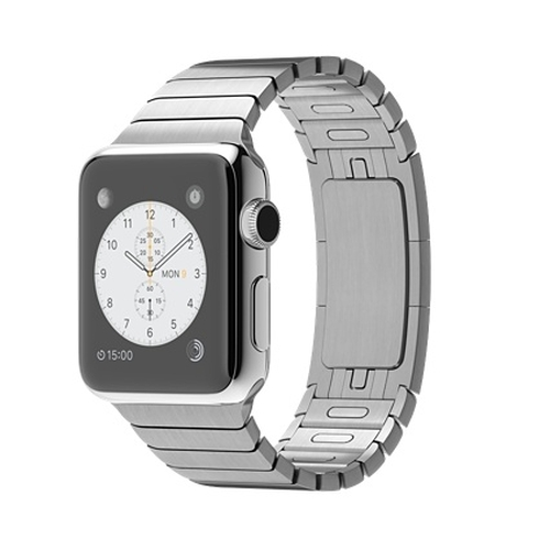 Link Bracelet Watch by Apple in Suits - Season 5 Episode 5