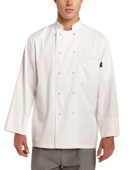 Men's Francesco Classic Chef Coat by Dickies in The Disappearance of Eleanor Rigby