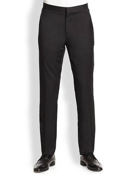 Marlo Hamburg Tuxedo Pants by Theory in Ricki and the Flash
