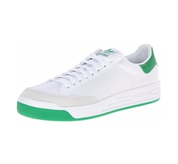 Rod Laver Sneakers by Adidas Originals in Flaked