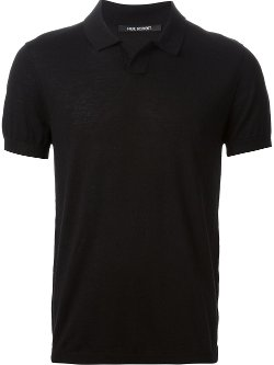 Slim Polo Shirt by Neil Barrett in The Gambler