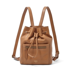 Vickery Drawstring Backpack by Fossil in Steve Jobs
