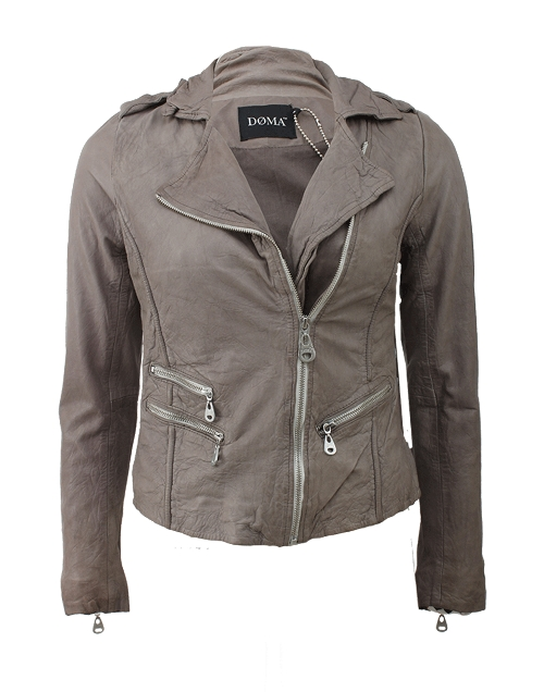 Moto Jacket by Doma in Furious 7