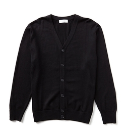 Merino Wool Cardigan Sweater by Turnbury in Modern Family