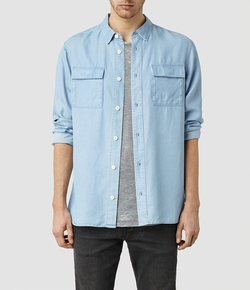 Limoux Shirt by All Saints in Knock Knock