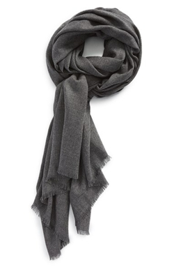Wool & Cashmere Wrap by Nordstrom in Christmas Vacation