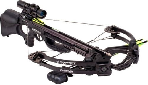 Ghost 410 CRT Crossbow by Barnett in The Hunger Games: Mockingjay Part 1