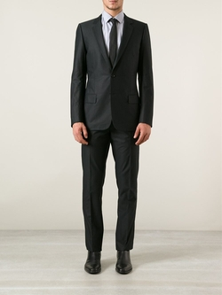 Pin Striped Suit by Dior Homme in Billions