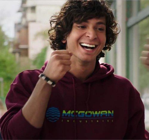 Hooded Sweatshirt by Gildan in Step Up: All In