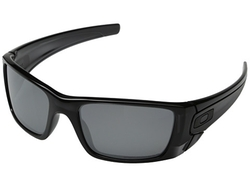 Fuel Cell Sunglasses by Oakley in Fifty Shades of Black