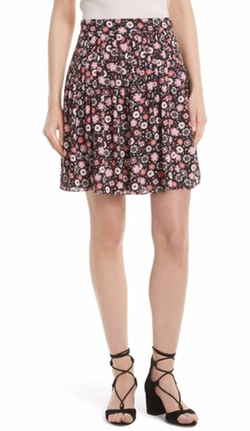 Mini Casa Flora Pleated Skirt by Kate Spade New York in The Mayor