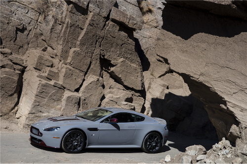 V12 Vantage S by Aston Martin in Wish I Was Here