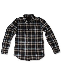 Plaidass Flannel Shirt by Rusty in The Boy Next Door