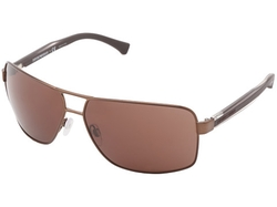 Square Sunglasses by Emporio Armani in Youth