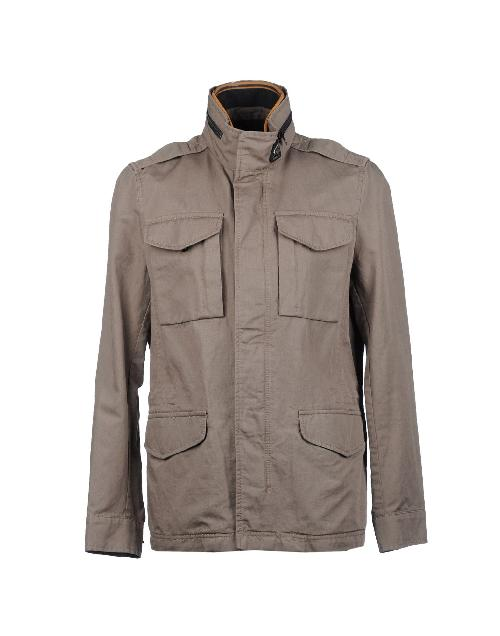 Mid-length jacket by HOGAN in Captain America: The Winter Soldier