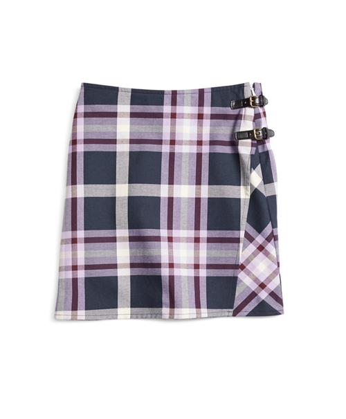Tartan Skirt by Brooks Brothers in Scream Queens - Season 1 Episode 10