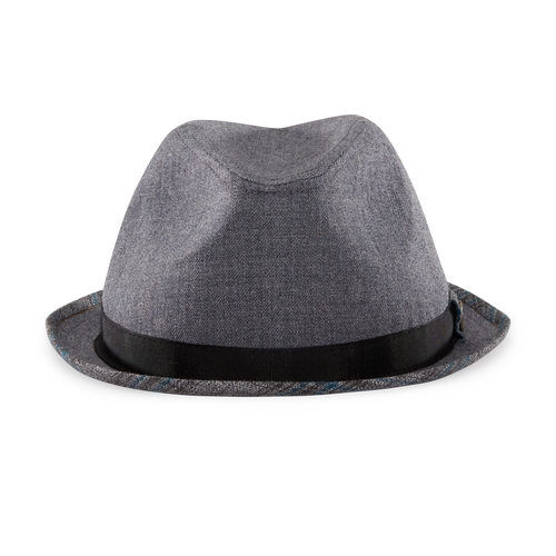 Ventana Fedora Hat by Gorin Bros. in Ride Along 2