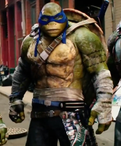 Leonardo by Wes Louie (Concept Illustrator) in Teenage Mutant Ninja Turtles: Out of the Shadows