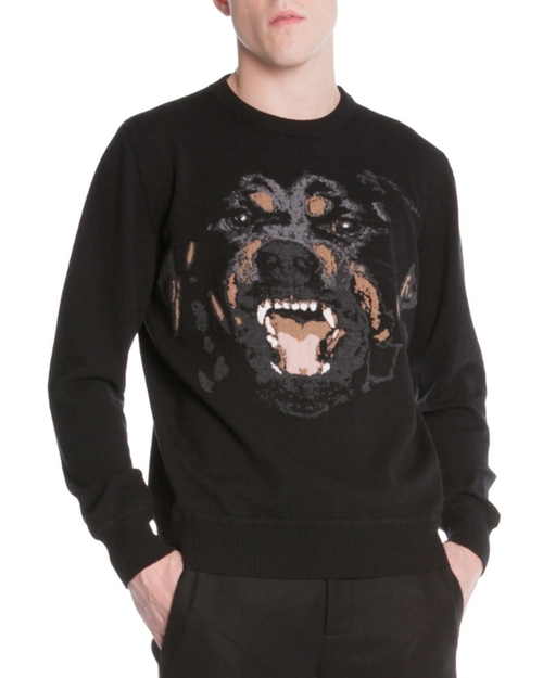 Rottweiler Sweatshirt by Givenchy in Empire - Season 2 Episode 12