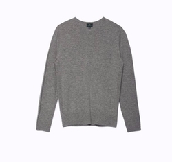 The Ridgewood V-Neck Sweater by AG in House of Cards