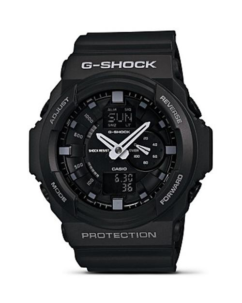 New Concept Combination Watch by G-Shock in Let's Be Cops