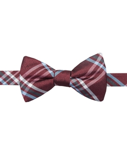 Wilcox Plaid Bow Tie by Ryan Seacrest Distinction in The Flash