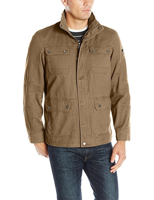 Men's Utility Jacket by Boston Harbour Vintage in Rogue One: A Star Wars Story