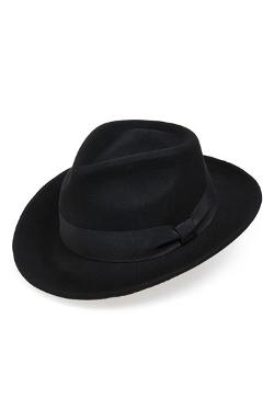 Wool Fedora Hat by Glory Hats by Goorin in Lee Daniels' The Butler