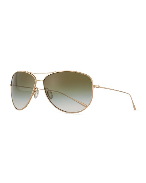 Pilot Aviators Sunglasses by Mosley Tribes in Entourage