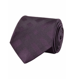 Woven Silk Tie by Burberry London in The Boss