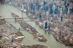 New York City, New York by Roosevelt Island in Daredevil