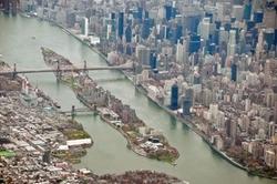 New York City, New York by Roosevelt Island in Daredevil