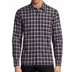 Midwood Plaid Shirt by Ovadia & Sons in Scream Queens