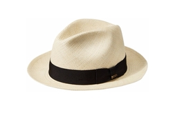 Panama Snap Brim Hat by Scala in Live By Night