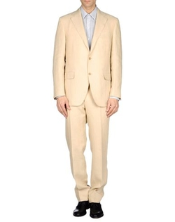Plain Weave Suit by Canali in Joy