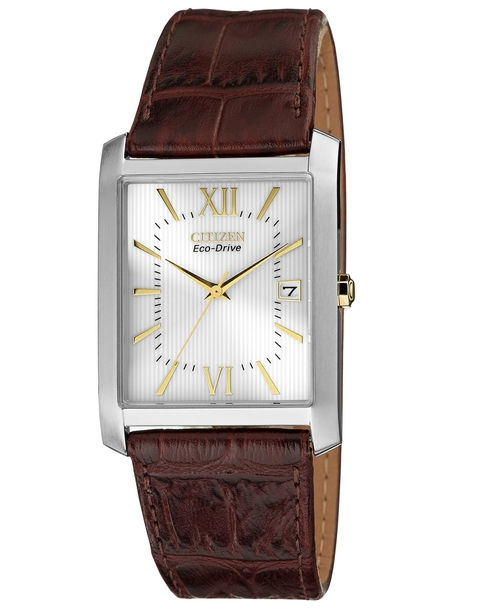 Eco-Drive Leather Strap Watch by Citizen in The Blacklist - Season 3 Episode 5