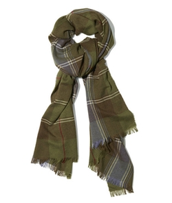 Signature Wool-Blend Scarf by L. L. Bean in The Living Daylights