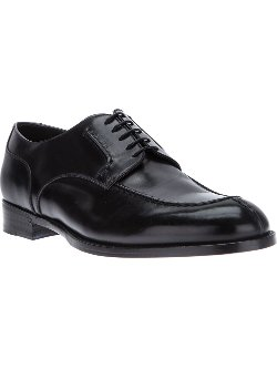 Classic Derby Shoe by Brioni in The Gambler