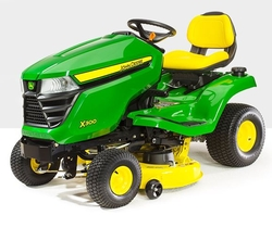 X300 Tractor by John Deere in The DUFF