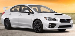 WRX STi Sedan by Subaru in The Fate of the Furious