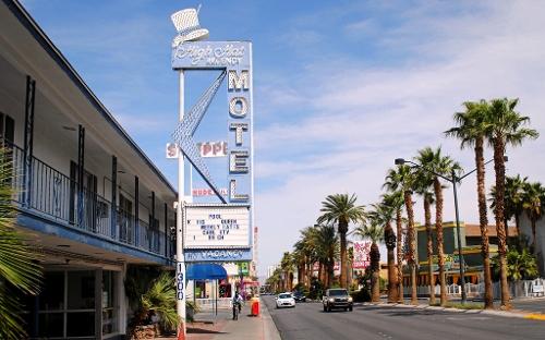 High Hat Regency Las Vegas, Nevada in The Hangover