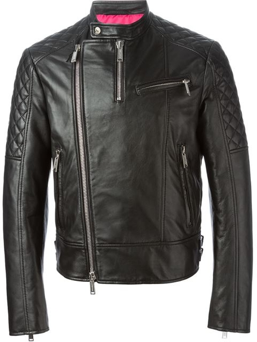 Biker Jacket by Dsquared2 in Ride Along 2