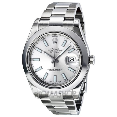 Datejust II Automatic Dial Watch by Rolex in The Last Witch Hunter