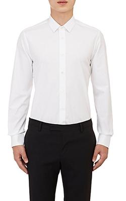 Poplin Shirt by Saint Laurent in Suits