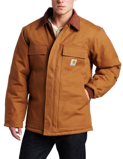 Men's Duck Traditional Coat by Carhartt in What If