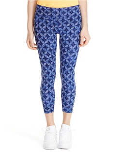 Cropped Capri Legging Pants by Ralph Lauren in American Ultra