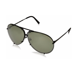 Aviator Sunglasses by Porsche Design in Keeping Up With The Kardashians