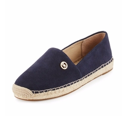 Kendrick Suede Espadrilles by Michael Michael Kors in The Circle