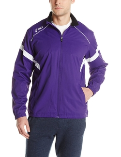 Men's Surge Warm-Up Jacket by Asics in The Big Bang Theory